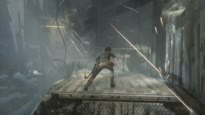 Rise of the Tomb Raider - gamescom 2016 20 Year Celebration Gameplay Demo