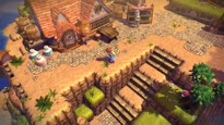 Oceanhorn: Monster of Uncharted Seas - gamescom 2016 Trailer