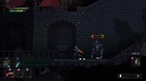 Death's Gambit - PlayStation Underground Gameplay Trailer