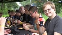 Crowfall @ gamescom 2016 - Exklusive Eindrücke von der BBQ-Party für Backer