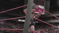 WWE 2K17 - MyCAREER Trailer