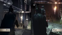 Batman: Return to Arkham - Side by Side Comparison Trailer