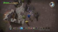 Dragon Quest Builders - Werde ein legendärer Erbauer Tutorial Trailer