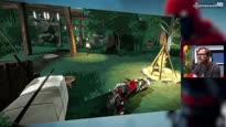 Felix als Schleich-Ninja - Zocksession zum Stealth-Titel Aragami