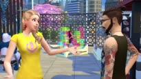 Die Sims 4: Großstadtleben - Festivals Trailer