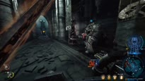 Space Hulk: Deathwing - 17 Minute Solo Campaign Gameplay Demo