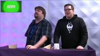 GamesweltLIVE - Sendung vom 10.11.2016 - Super Nerd Attack Hoppi vs. Dennis