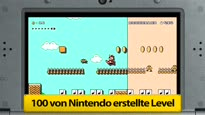 Super Mario Maker - 3DS Gameplay Trailer