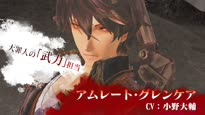 Valkyria: Azure Revolution - Five Grave Sinners Character Trailer