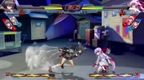 Nitroplus Blasterz: Heroines Infinite Duel - Steam Launch Trailer