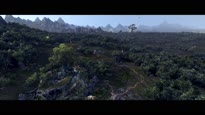 Total War: Warhammer - Realm of the Wood Elves Launch Gameplay Trailer