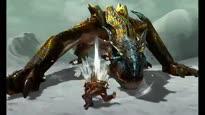 Monster Hunter XX - Gameplay Trailer (jap.)