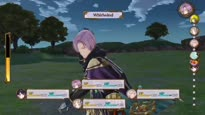 Atelier Firis: The Alchemist of the Mysterious Journey - Boss Battle Gameplay Trailer