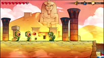 Wonder Boy: The Dragon's Trap - The Retro Feature Trailer