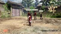 Samurai Warriors: Spirit of Sanada - Explore Castle Town Trailer