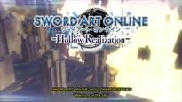 Sword Art Online: Hollow Realization - Warriors of the Sky Update Trailer