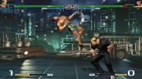 The King of Fighters XIV - Ryuji Yamazaki vs. Jou Higashi Gameplay Trailer