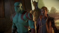 Marvel's Guardians of the Galaxy: The Telltale Series - Episode #1: Tangled Up in Blue Launch Trailer