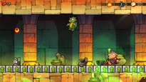 Wonder Boy: The Dragon's Trap - Launch Trailer