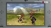 Fire Emblem Echoes: Shadows of Valentia - Battle Teaser Trailer