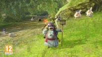 Dragon Quest Heroes II - Alena, Kiryl & Torneko Heroes Trailer