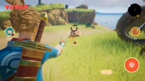 Oceanhorn 2: Knights of the Lost Realm - iPhone Gameplay Demo