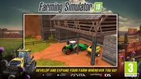 Landwirtschafts-Simulator 18 - Gameplay Trailer