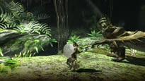 Monster Hunter XX - Nintendo Switch Announcement Trailer (jap.)