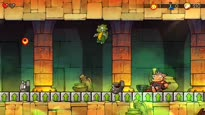 Wonder Boy: The Dragon's Trap - PC Launch Trailer