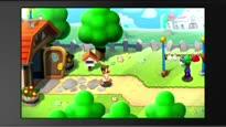 Mario & Luigi: Superstar Saga + Bowser's Minions - E3 2017 Announcement Trailer