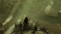 Warhammer 40.000: Dawn of War III - Mortis Vale Map Flythrough Trailer