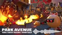 Sonic Forces - Park Avenue Soundtrack Trailer