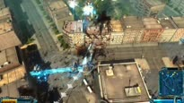 X-Morph: Defense - Air Battle in Germany Gameplay Trailer