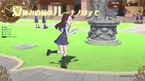 Little Witch Academia: Chamber of Time - SDCC 2017 Trailer (jap.)