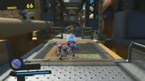 Sonic Forces - gamescom 2017 Tag Team Gameplay First Look Trailer