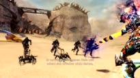 Guild Wars 2: Path of Fire - Elona und die Kristallwüste Developer Trailer