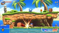 Monster Boy and the Cursed Kingdom - Switch Gameplay Teaser Trailer