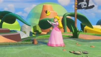 Mario + Rabbids: Kingdom Battle - Peach Character Vignette Trailer