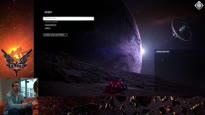 Eine Weltraum-Geschichte mit Elite: Dangerous - Felix im Selbstversuch - Teil #2