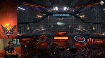 Eine Weltraum-Geschichte mit Elite: Dangerous - Felix im Selbstversuch - Teil #1