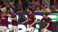 Pro Evolution Soccer 2018 - AC Mailand Partnership Trailer