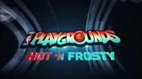 NBA Playgrounds - Hot N' Frosty DLC Trailer