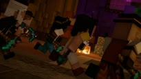 Minecraft: Story Mode - Season 2 - Episode #4: Below the Bedrock Trailer