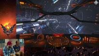 Eine Weltraum-Geschichte mit Elite: Dangerous - Felix im Selbstversuch - Teil #4