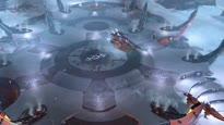 Warhammer 40.000: Dawn of War III - Shrine of Asuryan Map Teaser Trailer