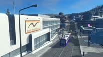 Cities: Skylines - PS4 Snowfall Announcement Trailer