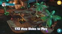Infinite Minigolf - Tortuga DLC Trailer