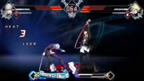 BlazBlue: Cross Tag Battle - Gameplay Demo