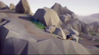 Lonely Mountains: Downhill - Kickstarter Teaser Trailer