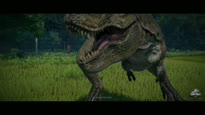 Jurassic World Evolution - Ingame Graphics First Look Trailer